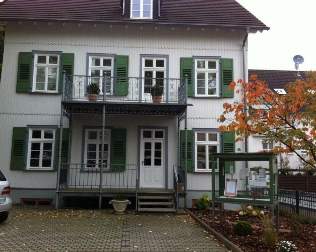 "Mein Beratungs-Institut ""Winners' Lodge"" in Königstein"